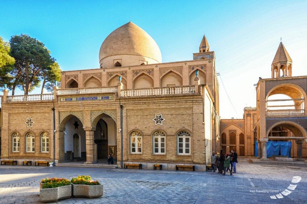 Vank-Kirche, Esfahan