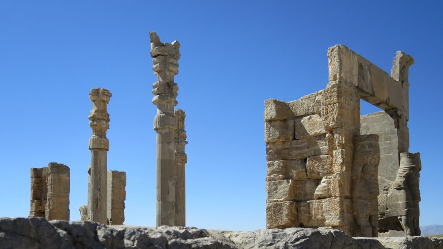 Persepolis, Gate of All Nations